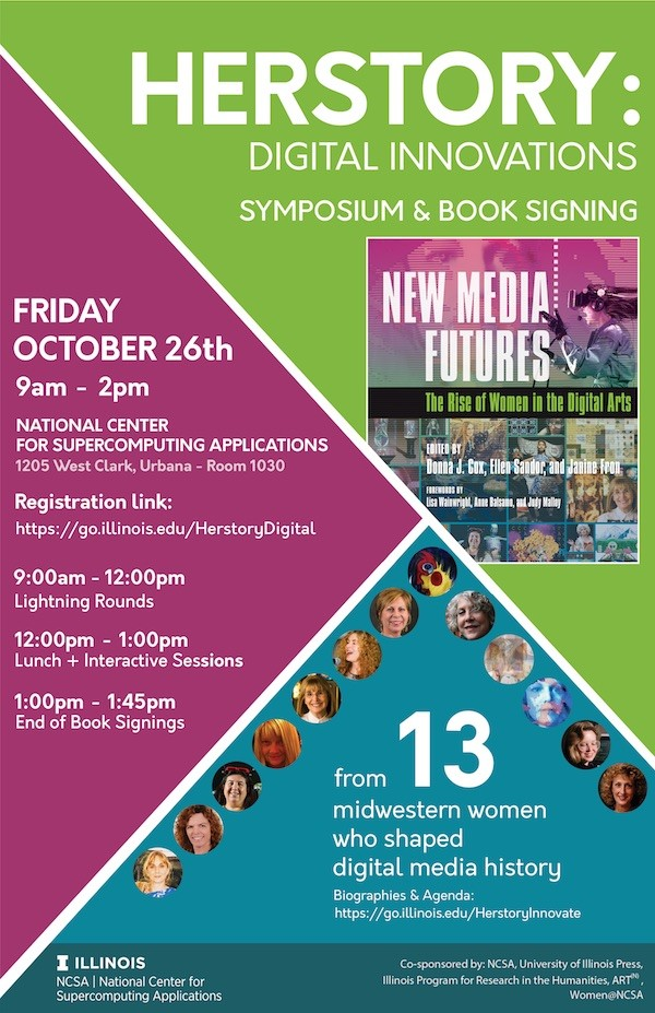A+D Student events: Herstory: Digital Innovation Symposium