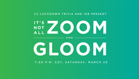 Join CU Lockdown Trivia and the Carl R. Woese Institute for Genomic Biology at 7:00 p.m. CDT on Saturday, March 20