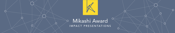 Join us for the Mikashi Award Impact Presentations, presented by the Kleinmuntz Center for Genomics in Business and Society