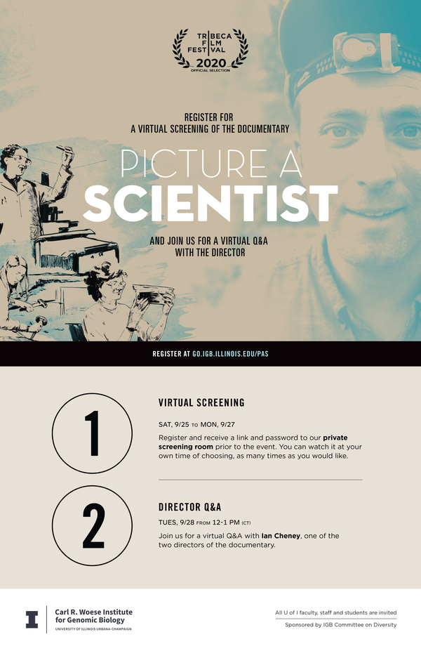Q&A with Picture A Scientist Director