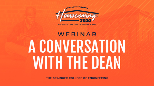 Homecoming at Home: A Conversation with the Dean