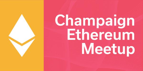 Research Park Events: Champaign Blockchain Meetup Group