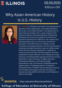 Why Asian American History is U.S. History