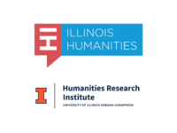 Illinois Humanities and HRI word marks