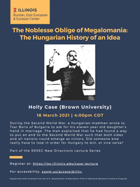 Holly Case New Directions Lecture