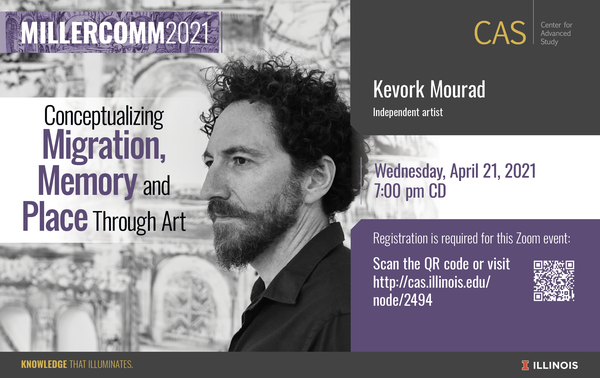 CAS/MillerComm Lecture: Kevork Mourad